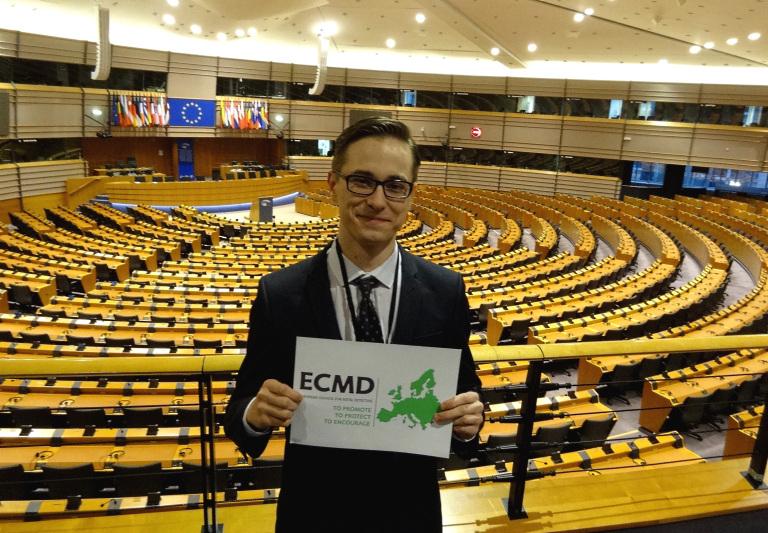 ECMD en el Parlamento Europeo